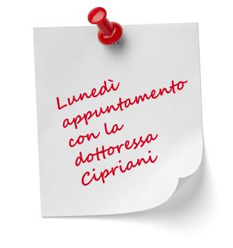 Contatti Dott.ssa Maddalena Cipriani nutrizionista firenze e provincia
